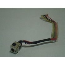 2538 - Conector Jack De Fonte Original Notebook Hp Dv2000