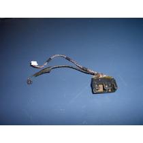 Conector Rj45 + Rj11 Notebook Sony Vaio Vgn-tz350n Usado