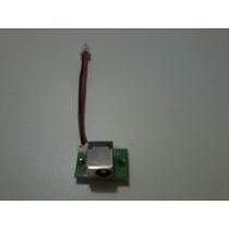 Conector Dc Power Jack Netbook Login Cqc09001034217 Novo
