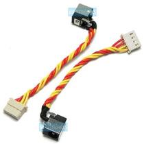 Conector Dc Jack Lg R400 R405 E200 E300 R40 E23 Com Cabo