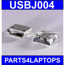 Dc Jack Conector Power Micro Usb V8 Tablet Positivo Ypy