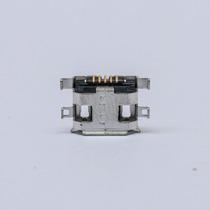 Jack Conector Tablet Micro Usb V8 - Positivo Ypy - Kit C/ 10