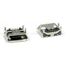 Conector Micro Usb Microusb V8 P/ Tablet Qbex Zupin Tx120