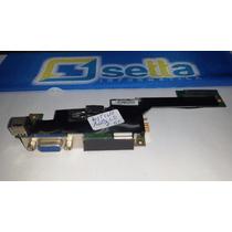 Placa Filha Com Vga + Power Notebook Positivo Mobile Z61