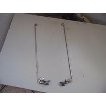 Par De Dobradiças P Notebook Hp Dv6000 / Esquerd E Direita