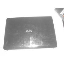 Tampa Da Tela Notebook Cce Win W125/m300 Com Defeito