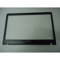 Moldura Da Tela Do Notebook Sony Vaio Vpceb15fb