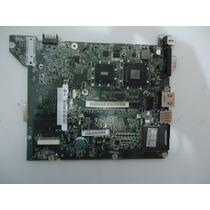 Placa Mãe Acer Aspire Zg5 Da0zg5mb8f0 C/defeito - Queimada