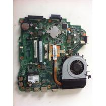Placa Mãe Notebook Acer 4349 C/defeito+proc+cooler+dicipador