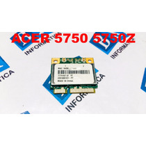 Mini Pci Wireless Acer 5750 5750z Ar5b97