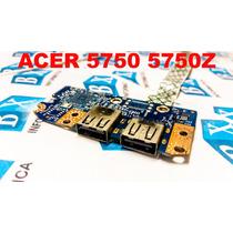 Placa Usb Acer 5750 5750z Ls-6904p