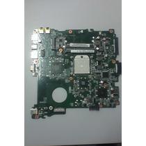 Placa Mãe Da0zqamb6c1 Notebook Acer Aspire 4252 Queimada