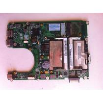 Placa Mãe C/proc Intel Atom Netbook Acer 1410 Da0zh7mb8c0
