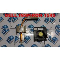 Cooler + Dissipador Do Processador Dell Inspiron 1545