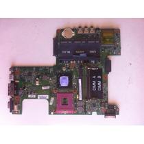 Placa Mãe Motherboard Notebook Dell Inspiron 1525 Defeito