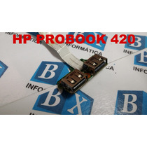 Placa Usb + Cabo Notebook Hp Probook 420 6050a2343101