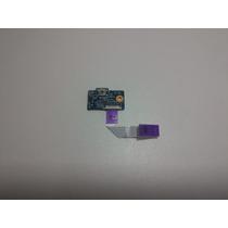 Power Button Netbook Hp Dm1 - Hpmh-41-ab6009-d00g - Tp15