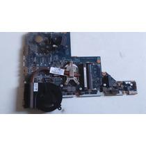 Paca Mãe Hp G42 + Processador + Cooler + Dissipador
