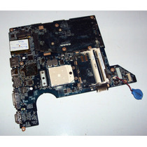 Placa Mae Hp Dv4 Amd 698091-001 Nbw20 La-4117p ( Defeito)