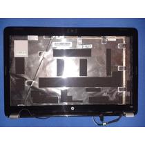 Carcaça Completa Tampa Moldura Touchpad Base Hp G42 220br