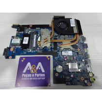 Placa Mae Notebook Hp Dv7 Envy Intel Nova Com Processador I7