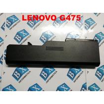 Bateria Notebook Lenovo G475 L09s6y02 10.8v 4400mah 48wh