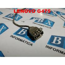 Usb Com Cabo Notebook Lenovo G475
