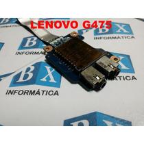 Placa Audio Leitor Cartão Notebook Lenovo G475 Ls-6756p