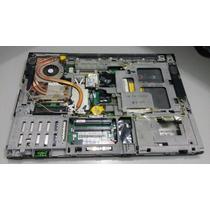 Placa Mãe Lenovo Thinkpad R61 C/ Processador Core2 Duo T7100