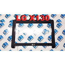 Moldura Do Lcd Netbook Lg X130