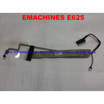 Cabo Flat Do Lcd Notebook Emachines E625