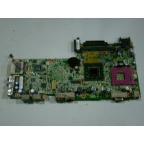 Placa Mãe Notebook Intelbras I268 Impecavél Testada 100%