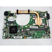 Placa Mae Notebook Cce Ultra Thin T345 Proc Core I3 3217u