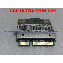 Mini Pci Wireless Cce Ultra Thin U25