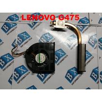 Cooler + Dissipador Do Processador Notebook Lenovo G475