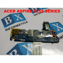 Placa Power On/off Notebook Acer Aspire 5251 Séries