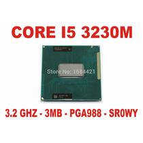Processador Core I5 3230m Notebook 3ª Geração Sr0wy Pga988b
