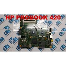 Placa Mãe + Processador Notebook Hp Probook 420