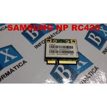 Mini Pci Wireless + Bluetooth Notebook Samsung Np-rc420