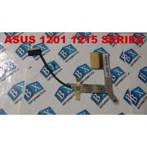 Cabo Flat Lcd Asus 1201 1215 Séries Novo