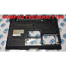 Carcaça Chassi Inferior Hp Compaq Presário F700