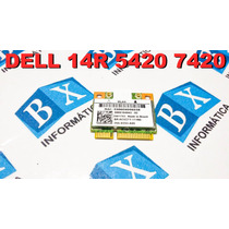 Mini Pci Wireless + Bluetooth Dell Inspiron 14r 5420 7420
