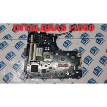 Placa Mãe Intelbras I1000 Séries La-6121p + Dual Core T4400