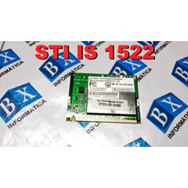 Placa Wireless Do Notebook Sti Is 1522