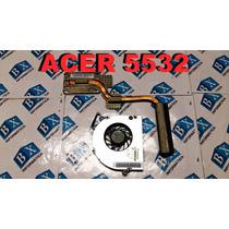Cooler + Dissipador Notebook Acer Aspire 5532 Series