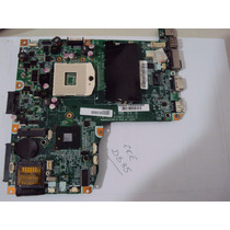 Placa Mãe+proc.core I3, Do Notebook Cce-info Db35-consulte