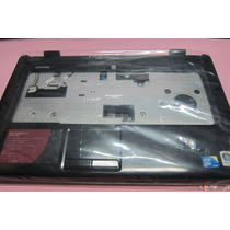 Carcaça Base+mouse+placa Dc Power Jack Dell Inspiron 1545
