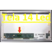Tela 14.0 Led Ltn140at07 / B140xw01 G42 Cq42 G480 Rv411 415