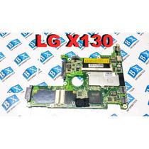 Placa Mãe Netbook Lg X130 Intel N270 Da0ul1mb6d0 Rev:d