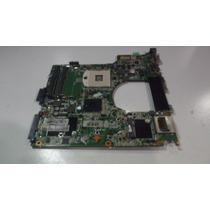 Placa Mãe Notebook Itautec Infoway W7425 Com Defeito